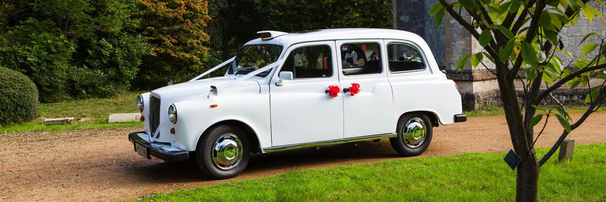 Our Wedding Taxi